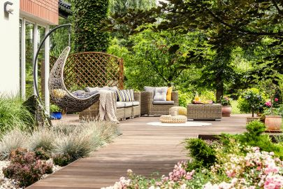 How to create a mini outdoor retreat!