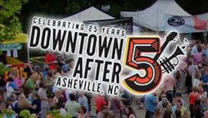 Asheville Weekend events Jun 21-23, 2019