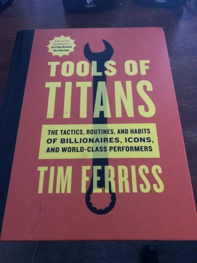 The Dickens Process – Tools of Titans, by Tim Ferriss