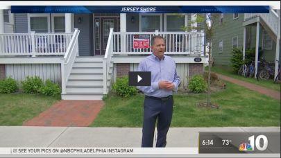 NBC10 – Jersey Shore Rentals