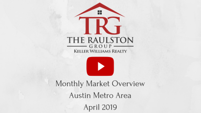 Monthly Market Overview for April