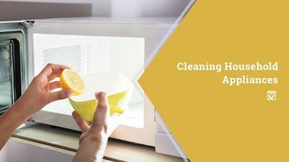 Cleaning Appliances : A How To Guide