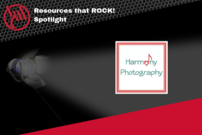Resources that ROCK! Spotlight – Harmony Photography