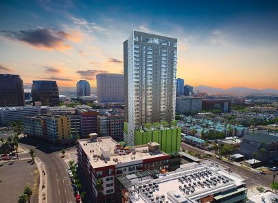 7 projects between the 7s in downtown Phoenix