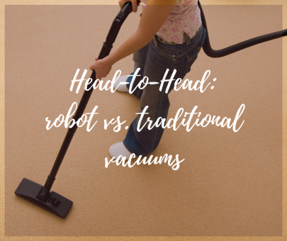 Going Head-To-Head: Robot vs. Traditional Vacuums