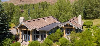 Bigwood Subdivision Home with Spectacular Baldy Views