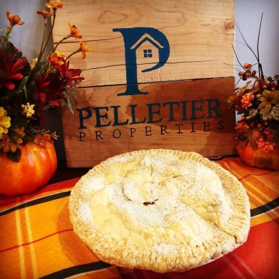 Pelletier Properties Gives Thanks to Clients with 2nd Annual PIE DAY!