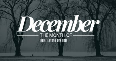 December By The Numbers In Real Estate