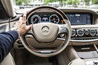 Driving in Dallas