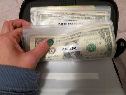 Fit Friday! 5 Easy Steps to Stop Living Paycheck to Paycheck