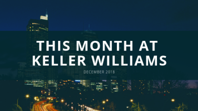 This Month at Keller Williams