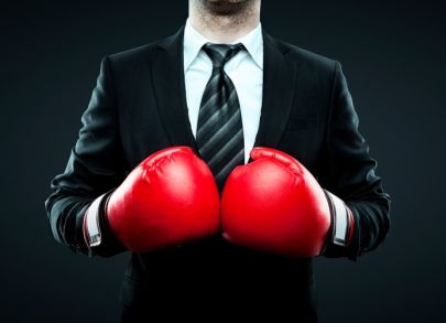 FIGHTING for your business!