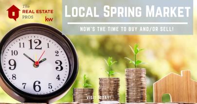 Local Spring Real Estate Market – Indy Metro