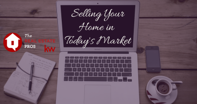 Selling Your Home in Today's Market
