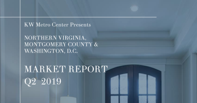 2019 Q2 Northern Virginia, Montgomery Count & Washington, DC Market Report
