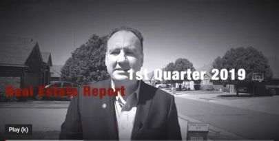 1st Quarter 2019 Real Estate Report