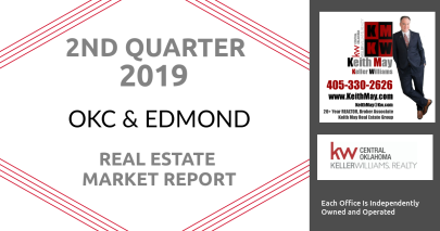 Real Estate Market 2nd Quarter Report 2019 Edmond OKC