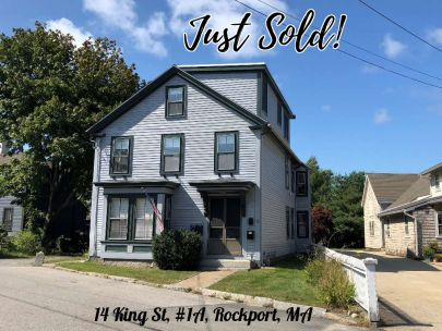 14 King St, #1A, Rockport, MA