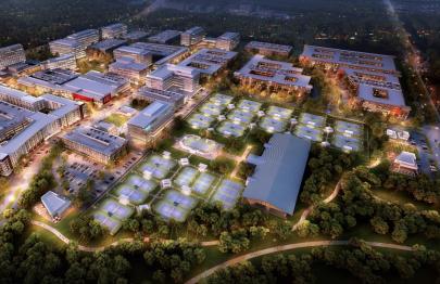 Cedar Park initiates possible $60 million incentive package for Indigo Ridge, U.S. Tennis Association Texas