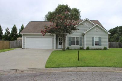 Just Listed! Ranch in Canton/Holly Springs Area