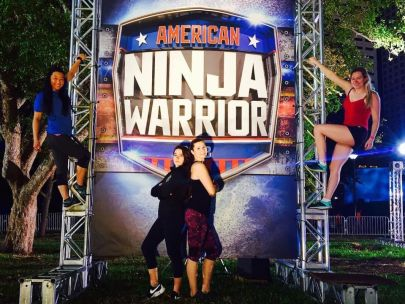 Katie Staples, Ninja Warrior