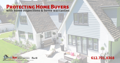 Protecting Buyers with Home Inspections & Home Warranties