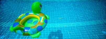 Toys for Kids in the Pool