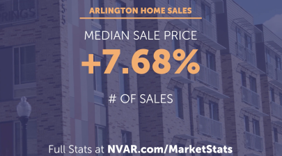 Time to Sell in Arlington!