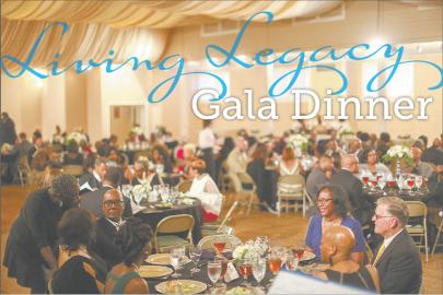 Living Legacy Gala Dinner