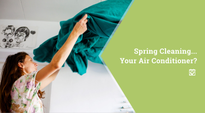 Spring Cleaning Your Air Conditioner