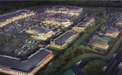 New Redstone Shopping Center to Open in Indian Land Southeast of Charlotte