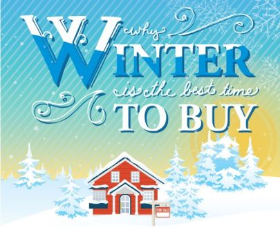The Clear Advantages of Buying a Home in Winter