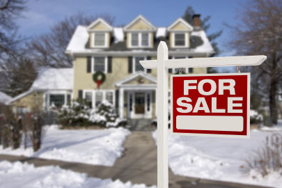 Why You Should Buy Real Estate in the Winter