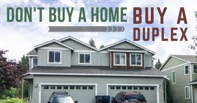 First Time Home Buyer: Buy An Investment Property Instead Of A Home And Live Mortgage Free!