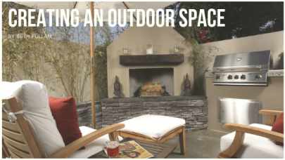 Creating an Outdoor Space