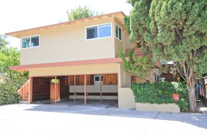 IN CONTRACT!:  Downtown Palo Alto Triplex – 665 Channing Ave. – $3,500,000