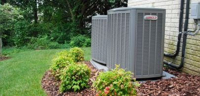 When you start your spring cleaning, don't forget your A/C!