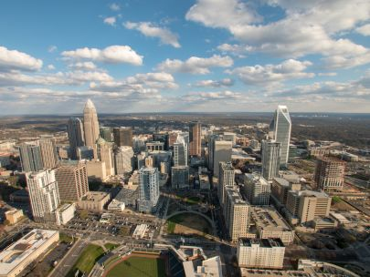 Charlotte, NC #5 Forbes Best Places for Business and Careers