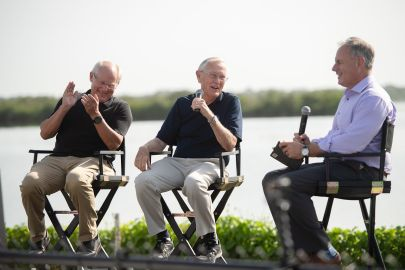 Apollo 11: Hundreds gather at Kennedy Space Center flashback event to celebrate anniversary