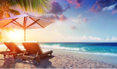 Enjoy a Weekend Getaway at this Stunning Beach Rental