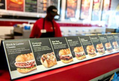 Kacie Eats: Best Chain Sub Sandwich