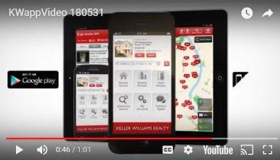KW real estate app