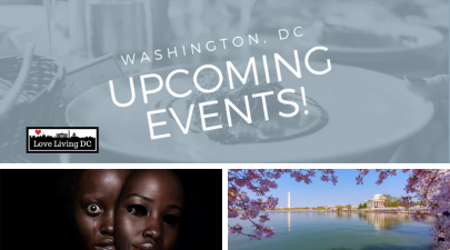 Washington, DC Weekend Event Guide: March 22-24, 2019
