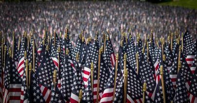 Memorial Day in Northern Virginia
