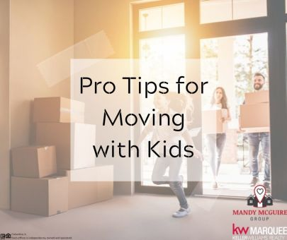 Pro Tips for Moving with Kids