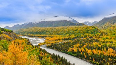 Anchorage in September
