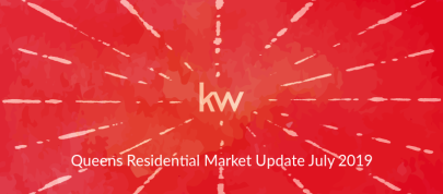 Queens Residential Real Estate Market Update July 2019