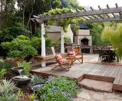 Improving your Outdoor Space