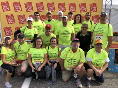 2018 Boston Marathon Jimmy Fund Walk
