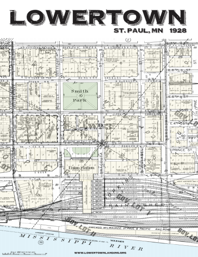 The History of Lowertown